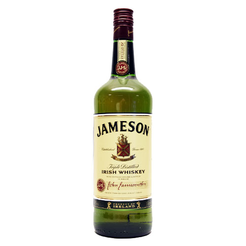 "Виски ""Jameson"" irish whiskey  1.000 кг"