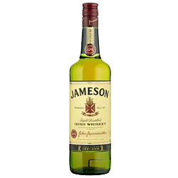 "Виски ""Jameson"" irish whiskey  0.700 кг"
