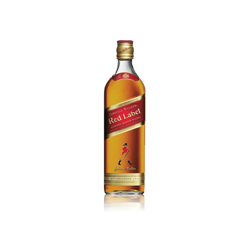 "Виски ""Johnnie Walker"" Red Label  0.500 кг"
