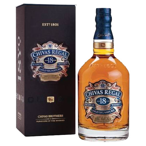 "Виски ""Chivas Regal"" 18*  1.000 кг"