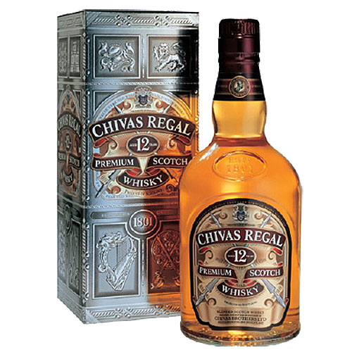 "Виски ""Chivas Regal"" 12*  1.000 кг"
