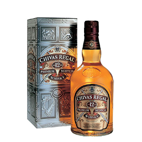 "Виски ""Chivas Regal"" 12*  0.370 кг"