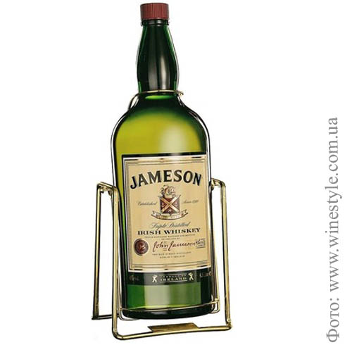 "Виски ""Jameson"" irish whiskey  4.500 кг"