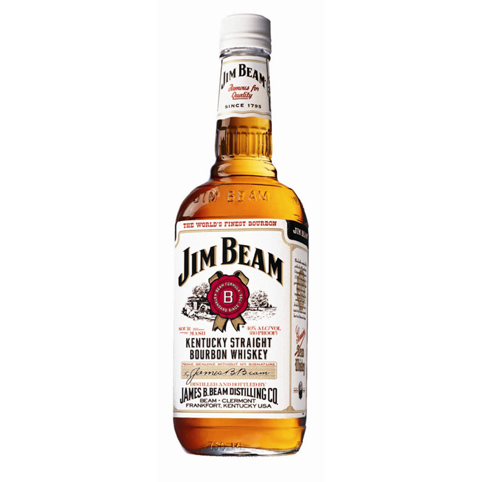 "Виски ""Jim Beam"" white  0.700 кг"